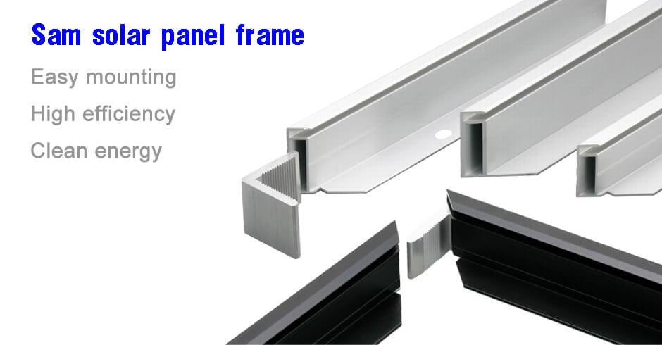 Aluminium Frame Solar Panel Frame Pv Frame Anodized